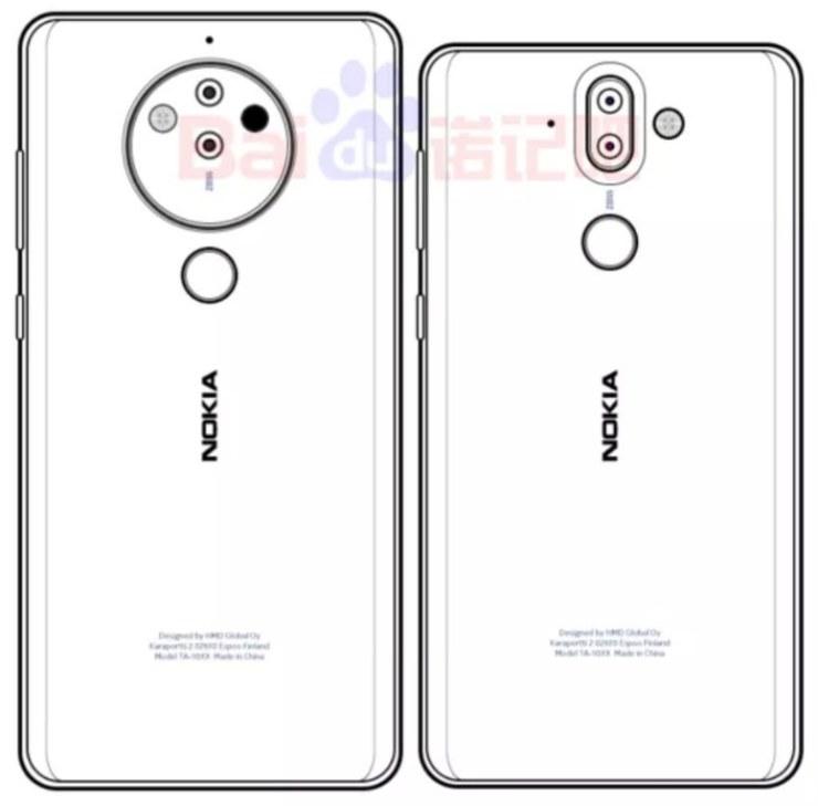Nokia 9 und 10 Leak