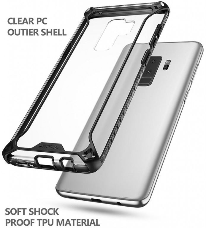 Samsung Galaxy S9 Case Leak