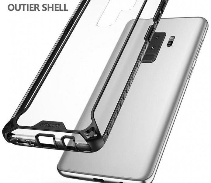 Samsung Galaxy S9 Case Leak