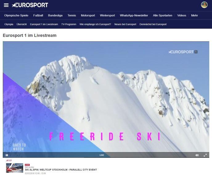 Eurosport 1 Kostenlos