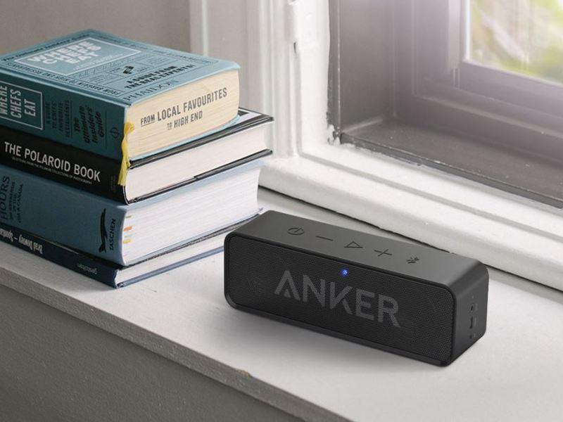 Anker SoundCore Header