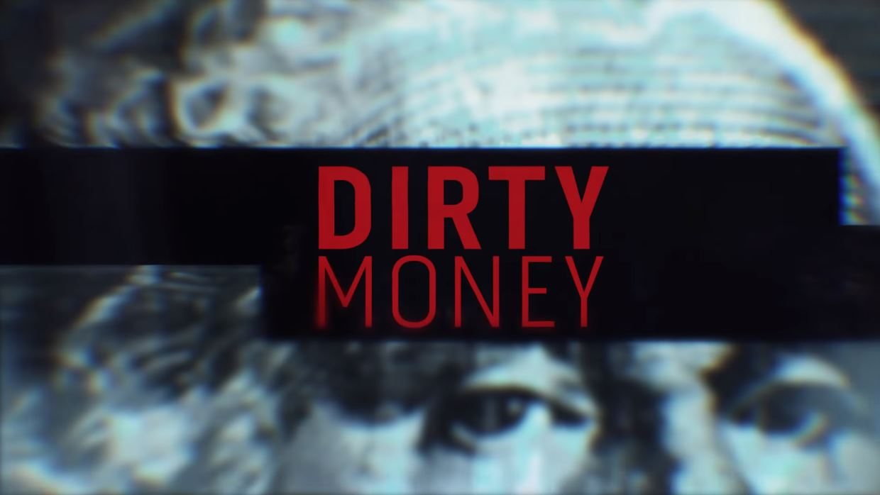 Dirty Money Netflix Header