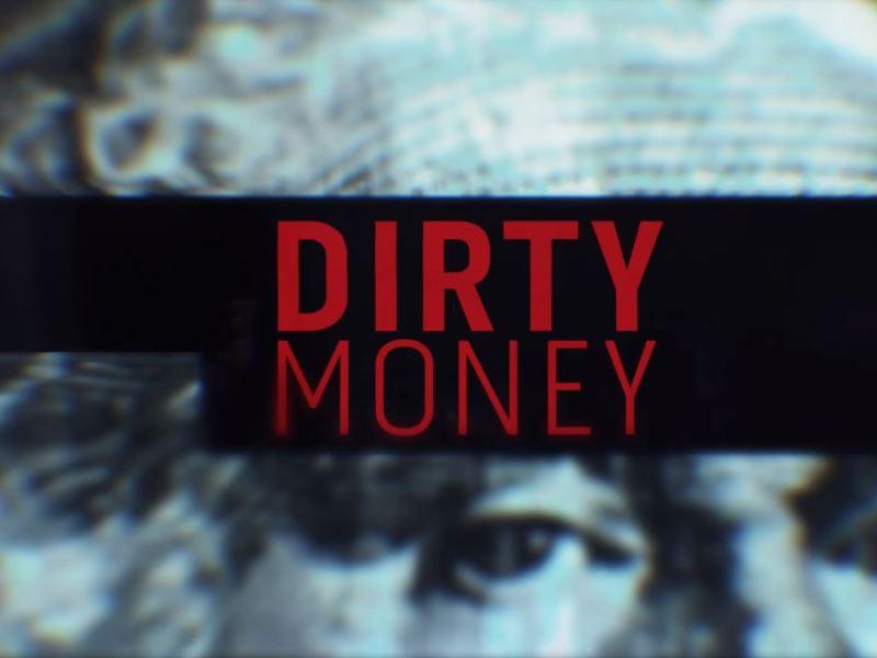 Dirty Money Netflix Header