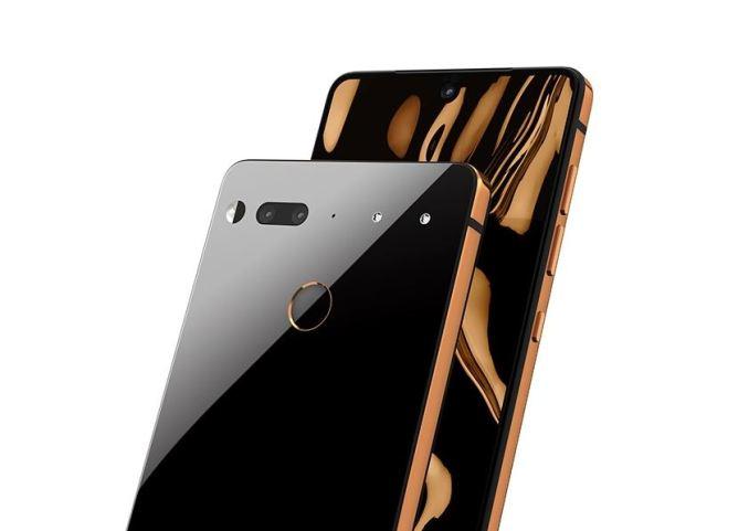 Essential Phone Farben Februar 2018