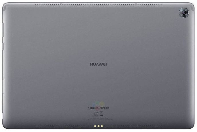 Huawei MediaPad M5 Leak