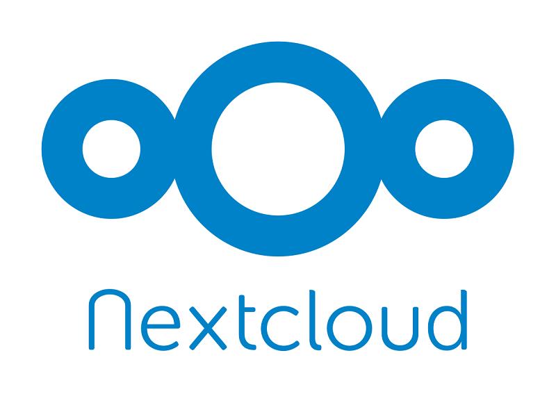Nextcloud Logo Header