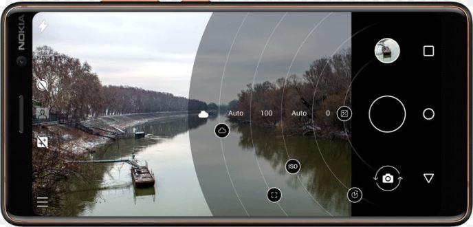 Nokia 7+ Pro Kamera