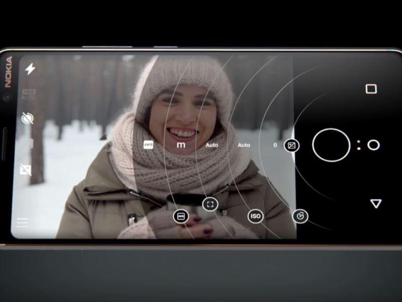 Nokia Pro Kamera