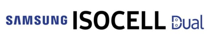 Samsung ISOCELL Dual Schriftzug