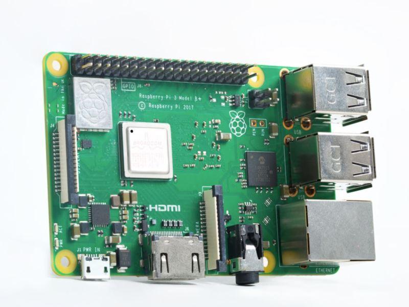 Raspberry Pi 3 P Plus