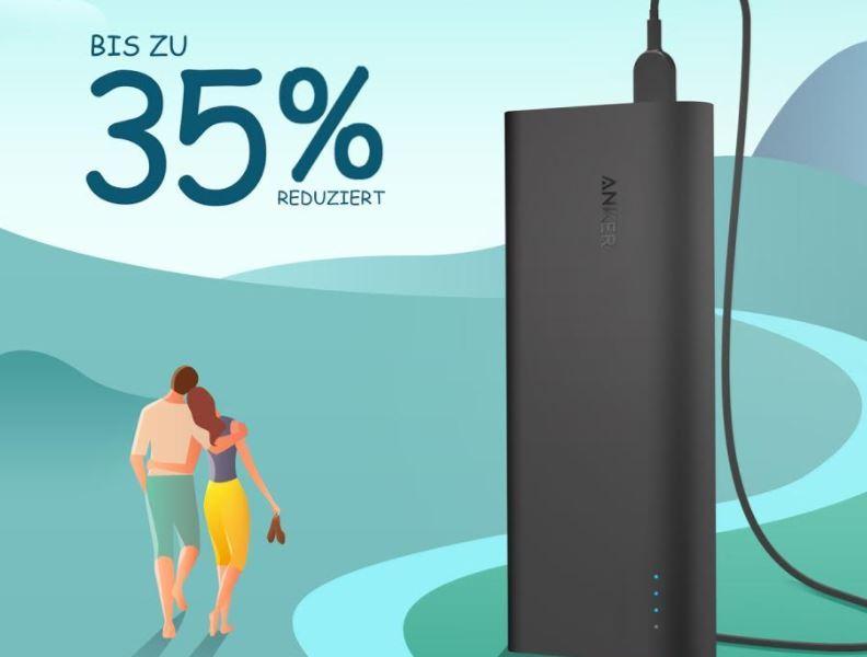 Anker Frühling Angebote 35 Prozent 2018