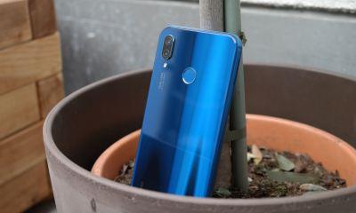 Huawei P20 lite Test