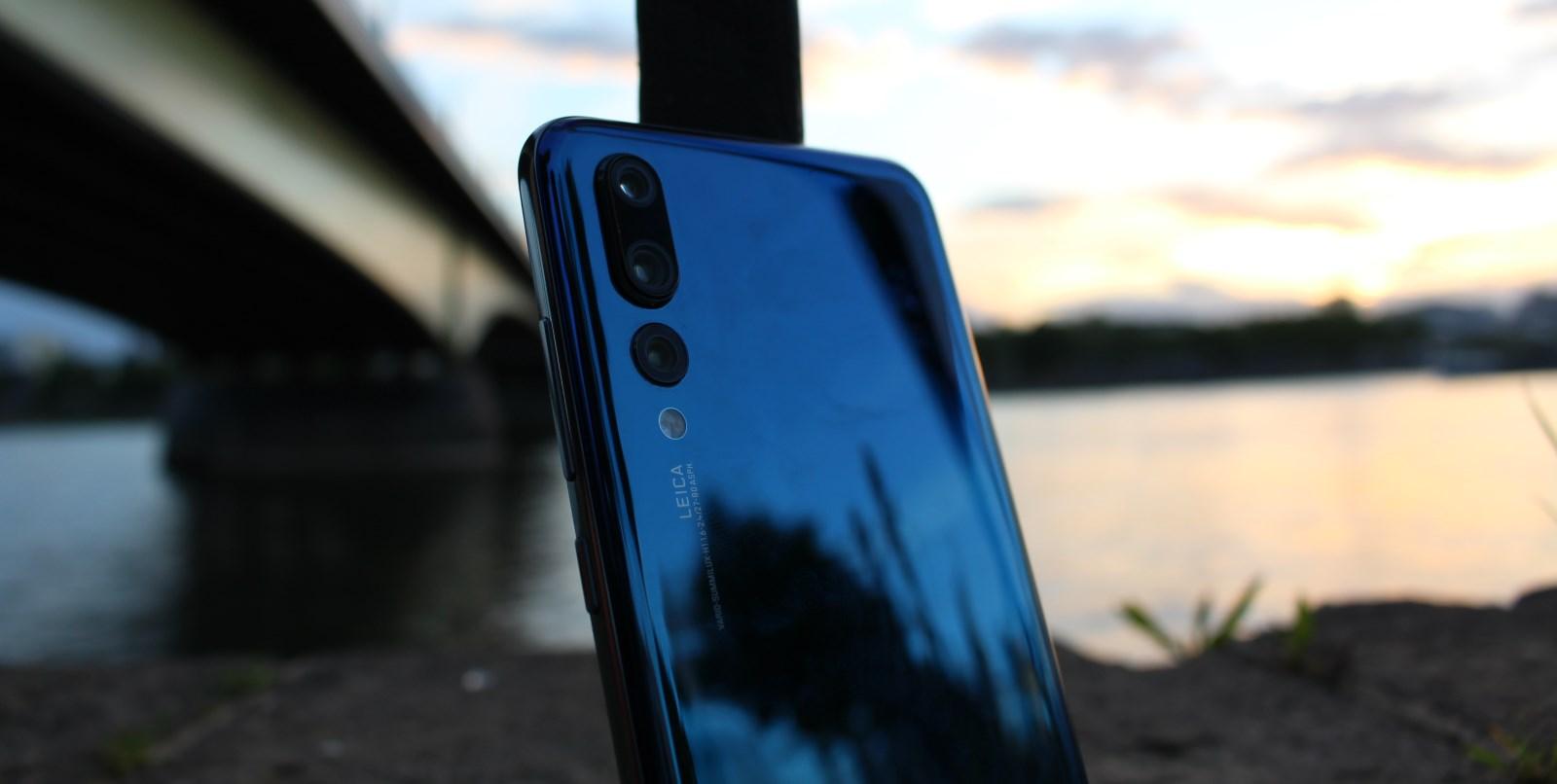 EMUI 9.1 landet jetzt auf dem Huawei P20 Pro
