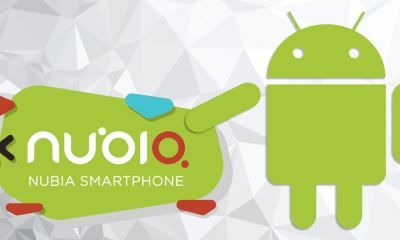 Nubia Smartphone Android Header