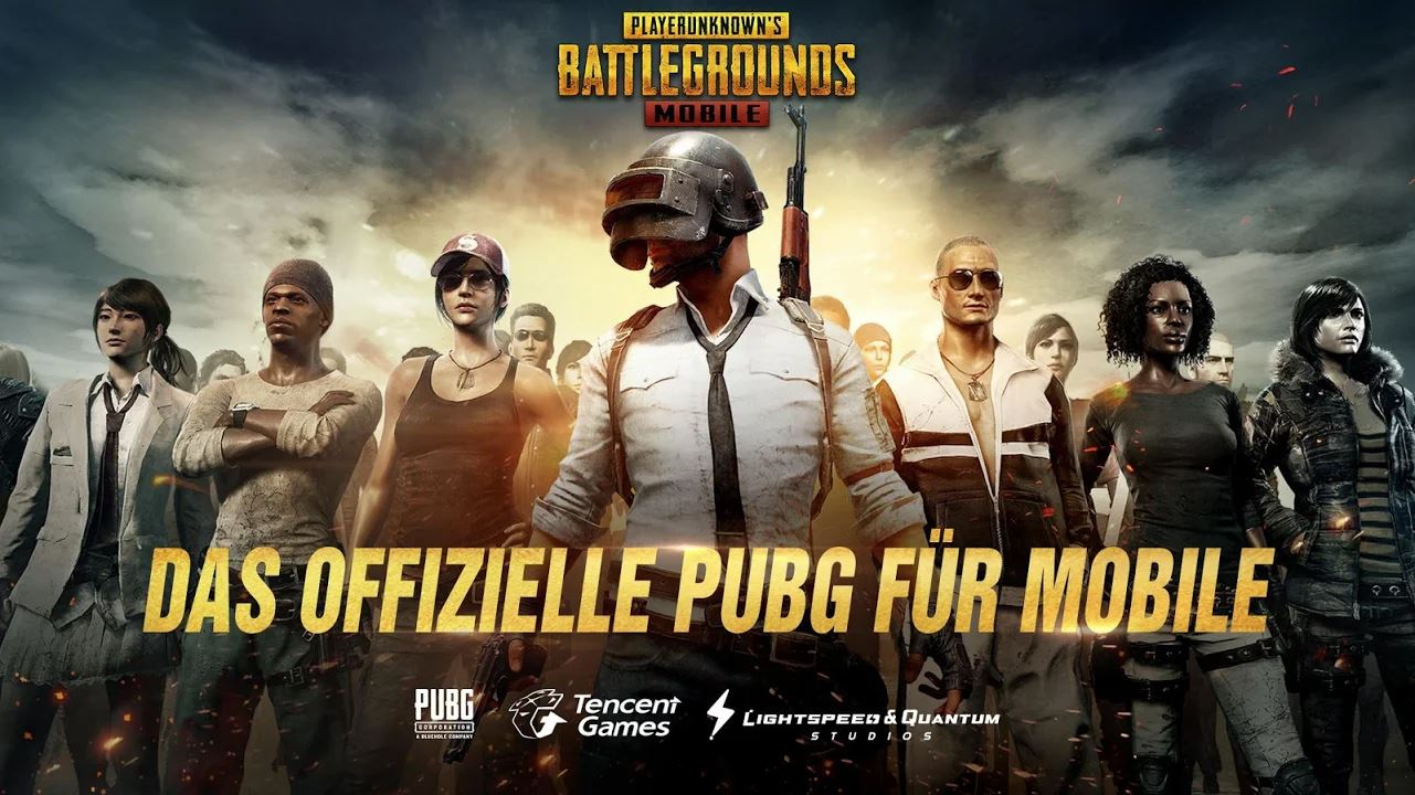 PUBG Android Header
