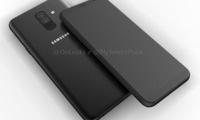 Samsung Galaxy A6 A6 Plus Leak