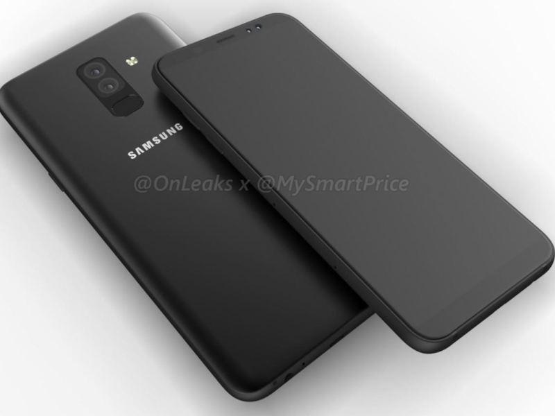 Samsung Galaxy A6 A6 Plus Leak