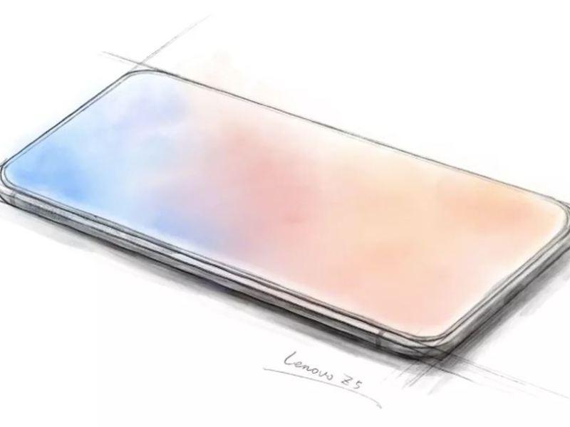 Lenovo Z5 Teaser