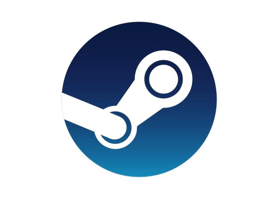 Steam Logo Header