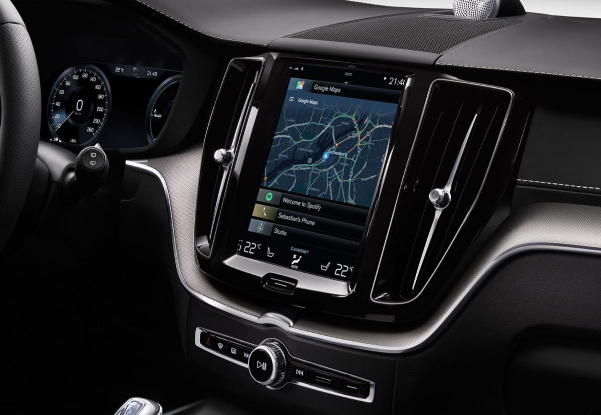 Volvo Android Header