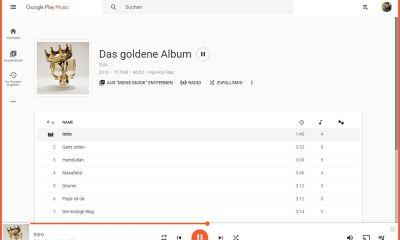 YouTube Music Desktop Player