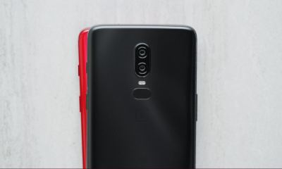 OnePlus 6 Rot Teaser MKBHD