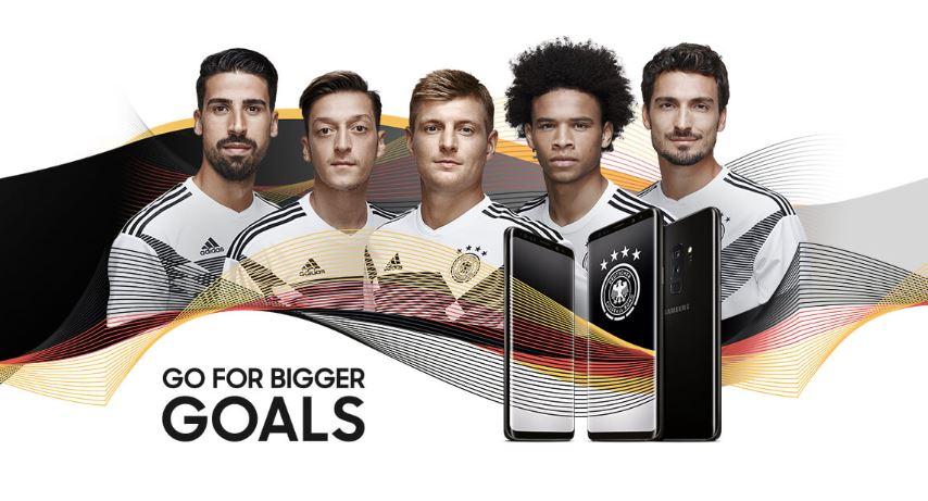 Samsung Go for Bigger Goals