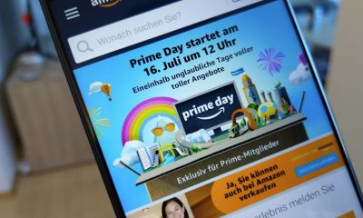 Amazon Prime Day 2018 Header