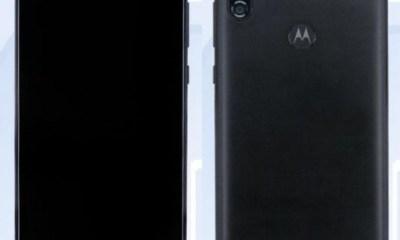 Motorola One Power Tenaa Leak