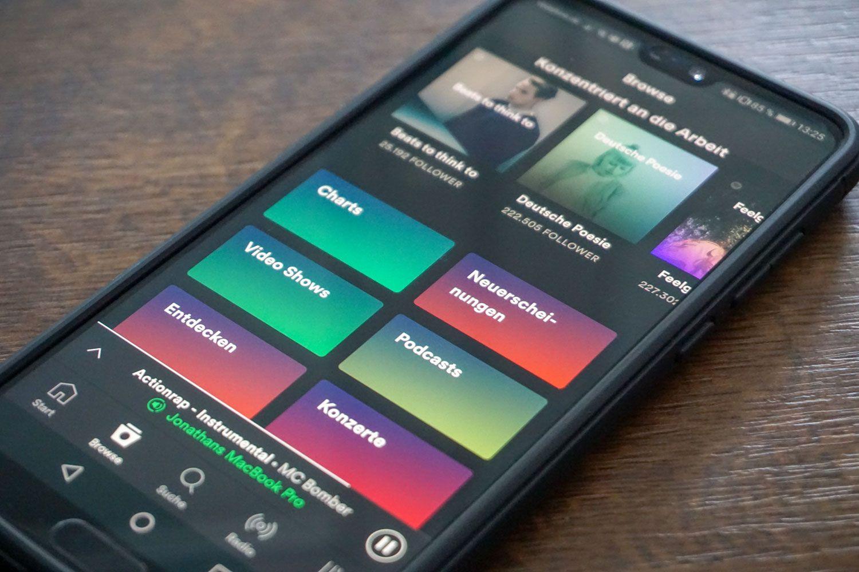 Spotify: Aktuelle Angebote für Neukunden und Bestandskunden