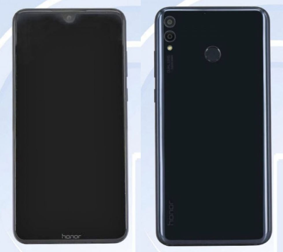 Honor 8X Leak