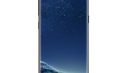 Samsung Galaxy S8 mit 128 Gigabyte Speicherkarte