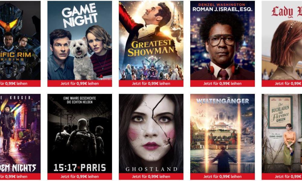 Amazon Prime Filme Oktober
