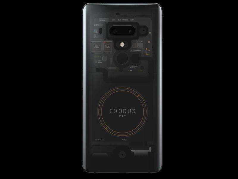 HTC Exodus 1
