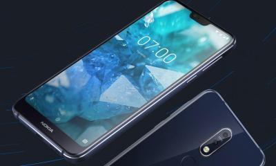 Nokia 7.1 2018
