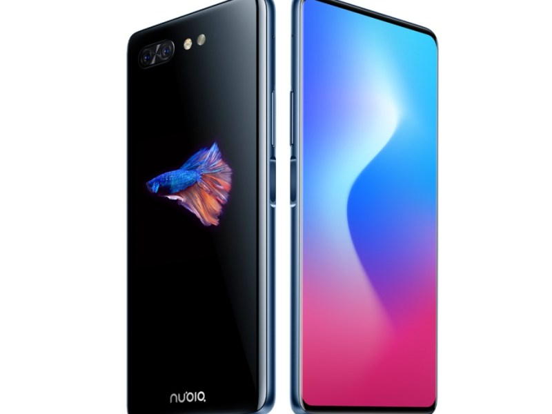 Nubia X