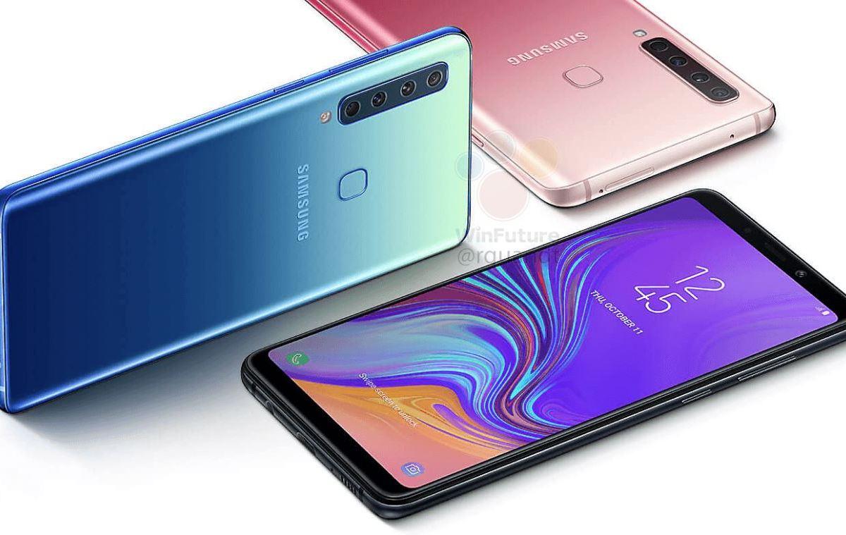 Samsung Galaxy A9 2018 Leak (2)