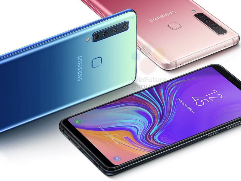 Samsung Galaxy A9 2018 Leak (2)