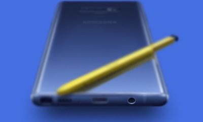 Samsung Galaxy Note9 Klinkenanschluss Header