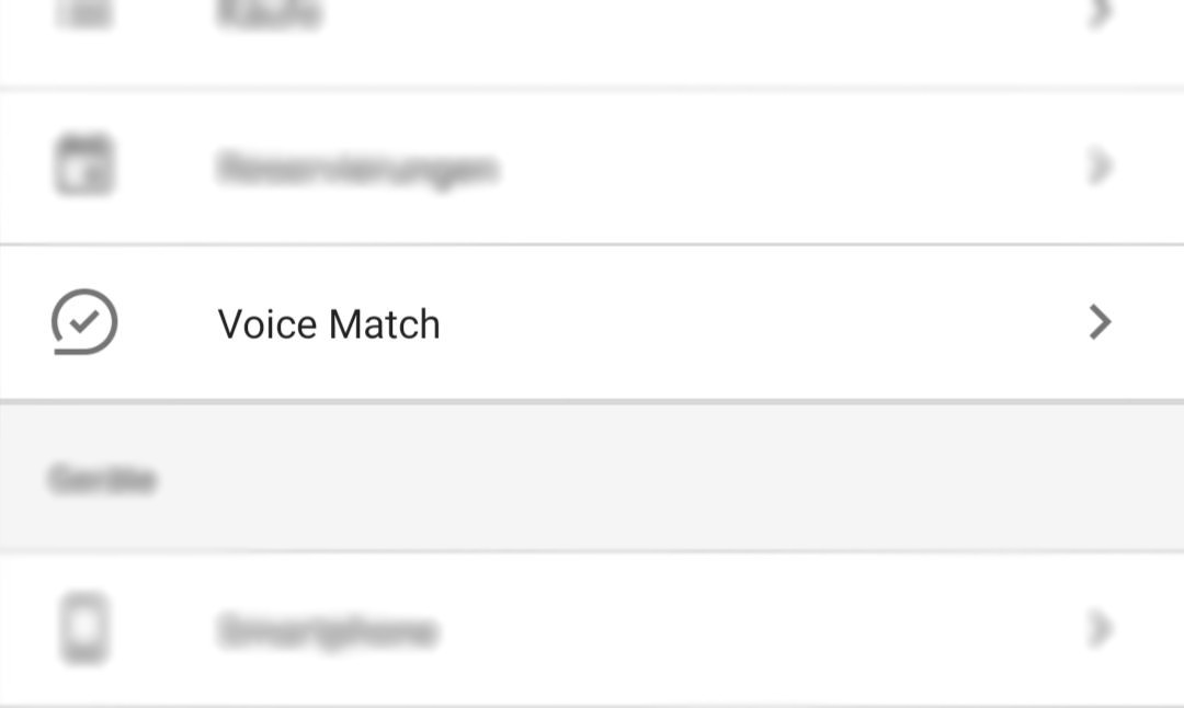 Voice Match Screenshot Header