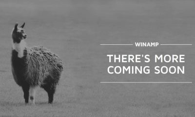 Winamp coming soon