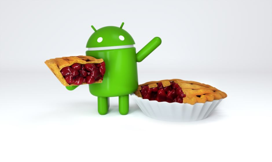 Android 9 Pie Header