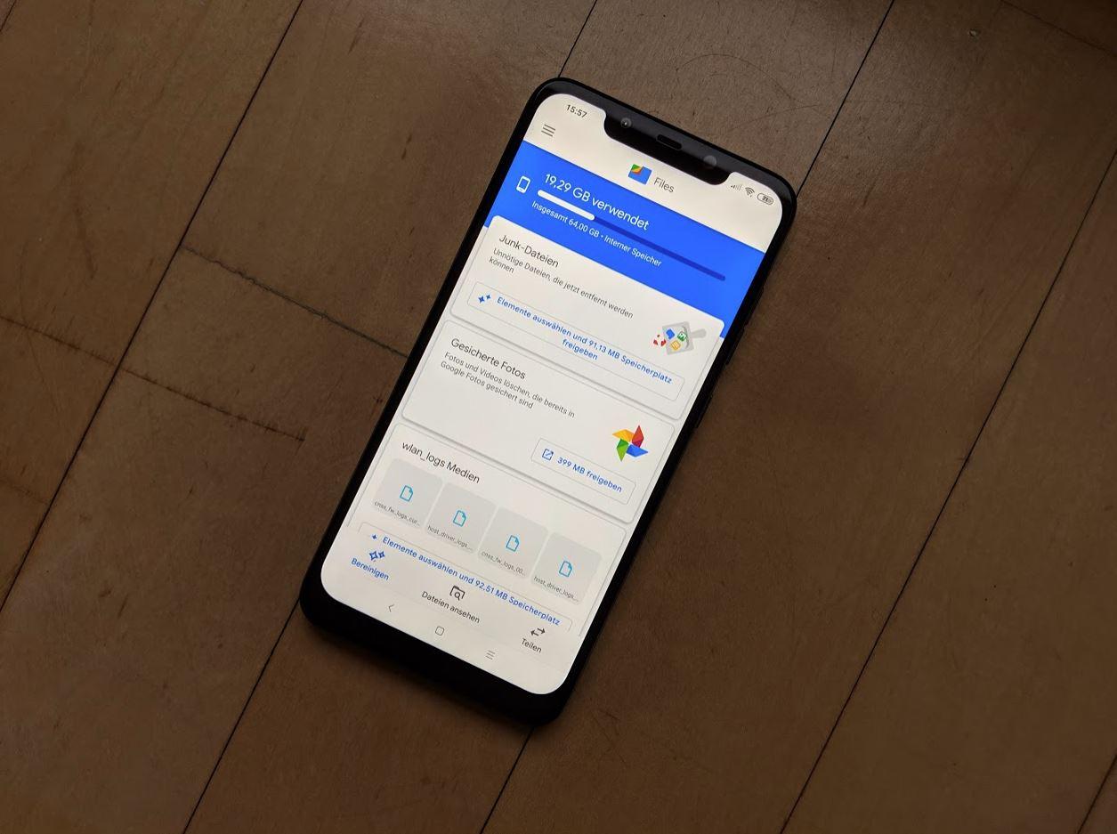 Files: Google kündigt Chromecast-Funktion für Dateimanager-App an