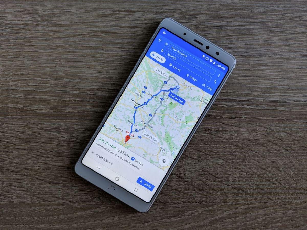 Google Maps: Neuerungen für Android-App deuten sich an