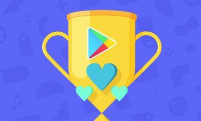 Google Play Wahl 2018 Header