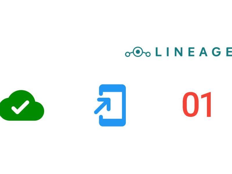 Lineage Changelog 21 Header