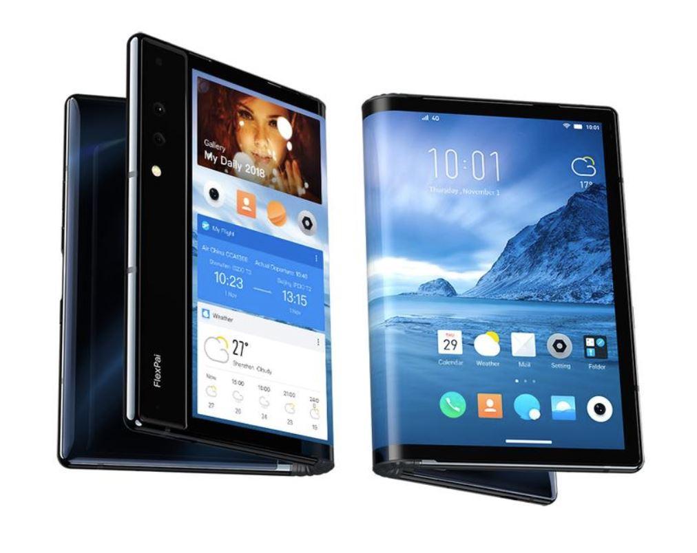 Royole Flexpai: Das erste Falt-Smartphone, das keiner will (Video)