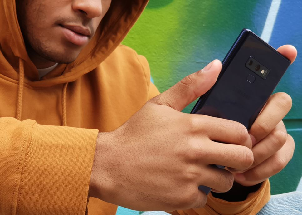 Samsung Galaxy Note9 Header Lifestyle