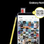 Samsung Galaxy Note9 Speicherkarte Aktion