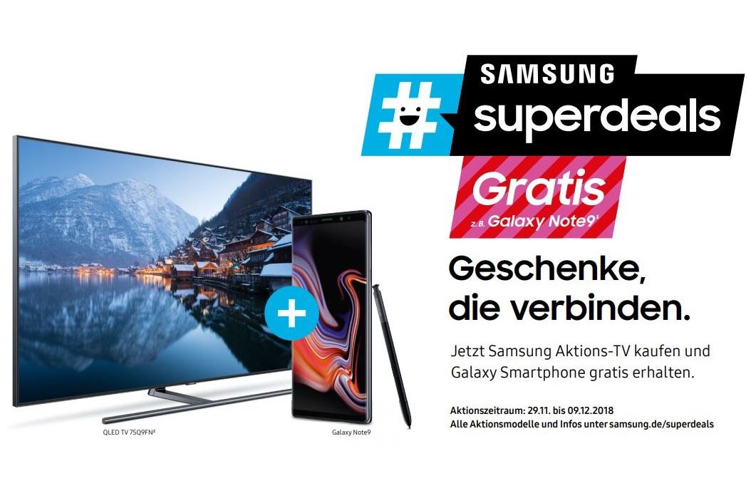 Samsung Super Deals